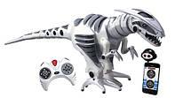 Интерактивный робот Roboraptor X белый Wow Wee Fingerlings (W8395)