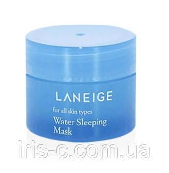 Маска ночная несмываемая LANEIGE Water Sleeping Mask 15мл