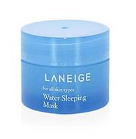 Маска ночная несмываемая LANEIGE Water Sleeping Mask 15мл , фото 1