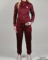 Женский спортивный костюм Puma Ferrari 1138 Бордовый
