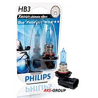 Автолампа PHILIPS HB3 BlueVision Ultra 9005BVUB1