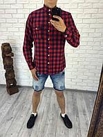 Мужская модная рубашка РО1092