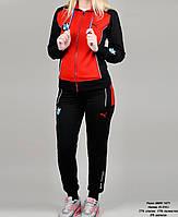 Женский спортивный костюм Puma BMW 1142 Красный