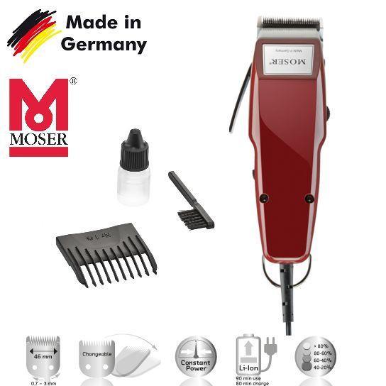 Профессиональная машинка для стрижки Moser 1400-0012