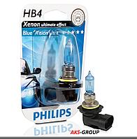 Автолампа PHILIPS HB4 BlueVision Ultra 9006BVUB1