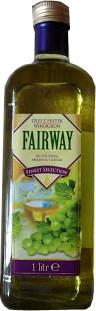Масло виноградных косточек первого холодного отжима Fairway, 1 л.