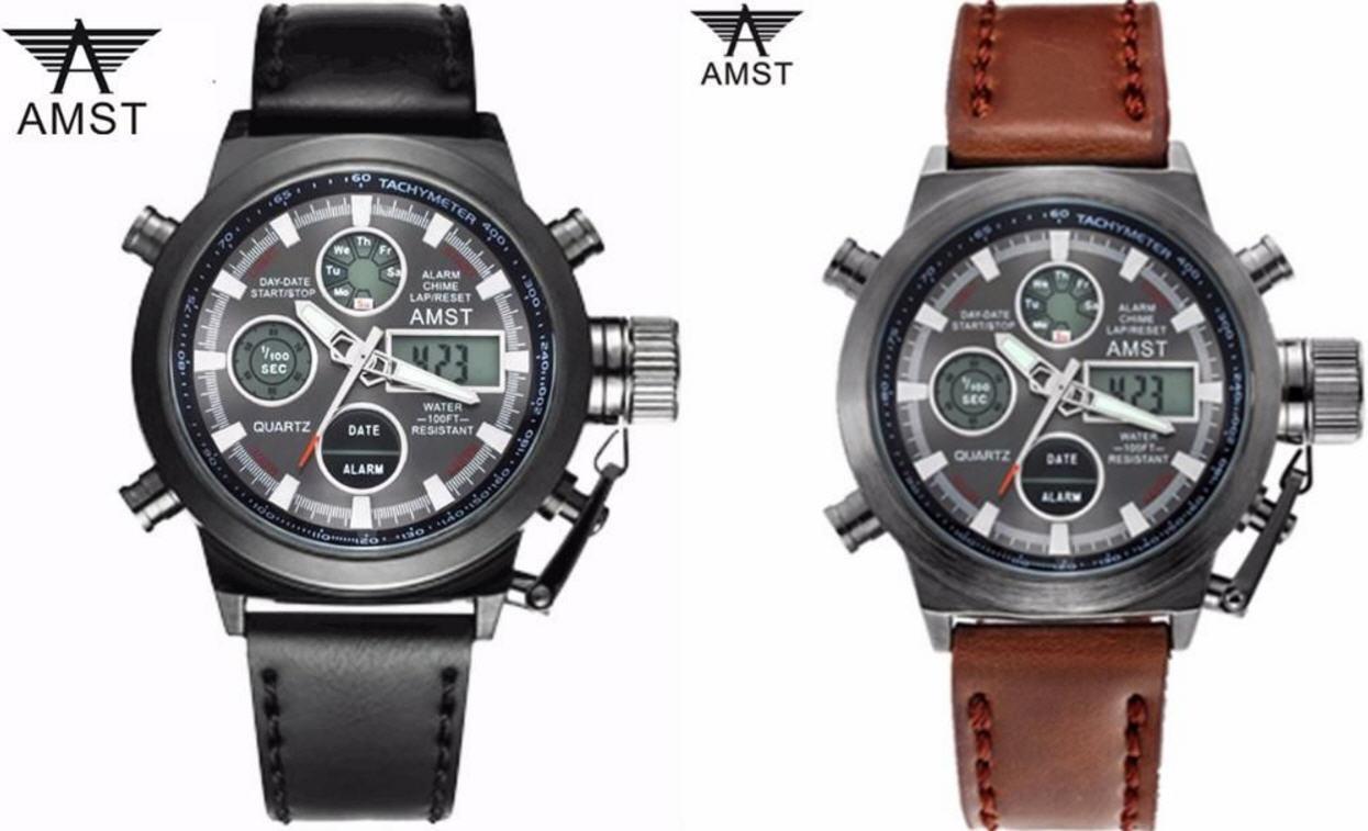 Армейские наручные часы AMST: AM 3003 (ОРИГИНАЛ)