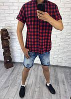 Мужская стильная рубашка РО1091