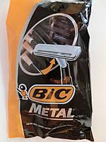 Станки для бритья Бик (Bic) Метал оригинал одноразовые 10 штук