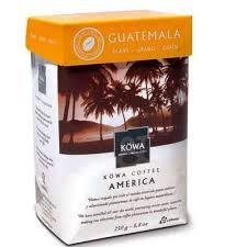 Кофе молотый Kowa Guatemala 250гр