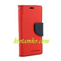 Чехол Book Cover Goospery Huawei Y6 II Red