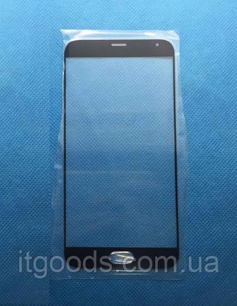 Стекло дисплея (экрана) для Meizu MX5 | MX5e (черный цвет)