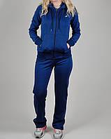 Женский спортивный костюм Nike 1149 Тёмно-синий