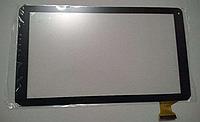 Оригинальный тачскрин / сенсор (сенсорное стекло) для Assistant AP-115G Freedom (черный цвет, самоклейка)