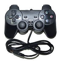 Джойстик для PC и PS2 DualShock USB+PS2 706 U+P
