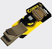 Ремень тактический Helikon-Tex® COBRA (FC45) Tactical Belt - Койот