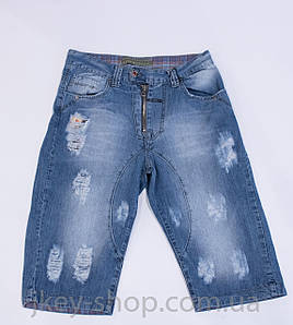 Шорты мужские Blue White Jeans LP 2144 120325 434 L BLUE MODERN