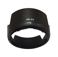 Бленда Nikon HB-69 AF-S DX NIKKOR 18-55mm f/3.5-5.6G VR II D3200 D3300 D5200 D5300 (аналог)