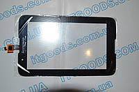Оригинальный тачскрин / сенсор (сенсорное стекло) для Lenovo IdeaTab A7-30 A3300 (черный, чип Goodix) + СКОТЧ