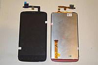 Оригинальный дисплей (модуль) + тачскрин (сенсор) для HTC Sensation XE Z715e