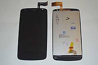 Оригинальный дисплей (модуль) + тачскрин (сенсор) для HTC Desire 500 | 506e Z4