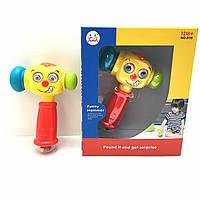 "Игрушка ""Веселый молоток"" Huile Toys 3115"
