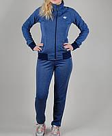 Женский спортивный костюм Adidas 1152 Тёмно-синий