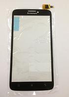 Оригинальный тачскрин / сенсор (сенсорное стекло) для Lenovo A860e (черный цвет)