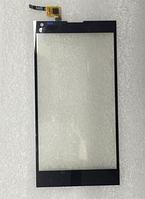 Оригинальный тачскрин / сенсор (сенсорное стекло) для Doogee Dagger DG550 (черный цвет)