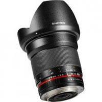 Объектив SAMYANG 16mm f/2.0 ED AS UMC CS AE Nikon