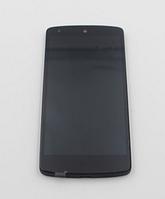 Дисплей (модуль) + тачскрин (сенсор) с рамкой для LG Google Nexus 5 D820   D821