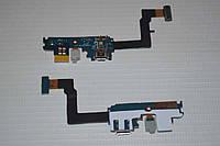 Шлейф (Flat cable) с коннектором зарядки, микрофона для Samsung Galaxy S2 i9100 | i9100G | i9108