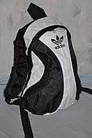 Спортивный рюкзак Adidas R-1. (белый +черный), фото 1