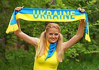 """Шарф """"Ukraine"""", фото 1"""