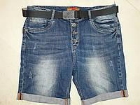 Шорты джинсовые большие размеры OK 7026, фото 1