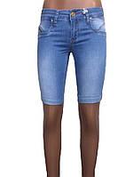 Джинсовые женские шорты  just point 023