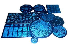 Пластины (диски) для стемпинга