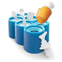 Форма для замораживания жидкости ZOKU Fish Pop Molds