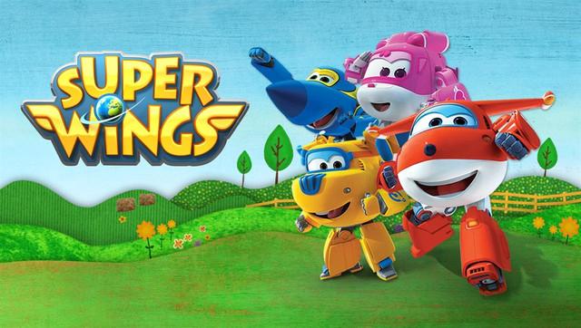 Игрушки Super Wings/ Супер крылья и Top Wing Отважные птенцы