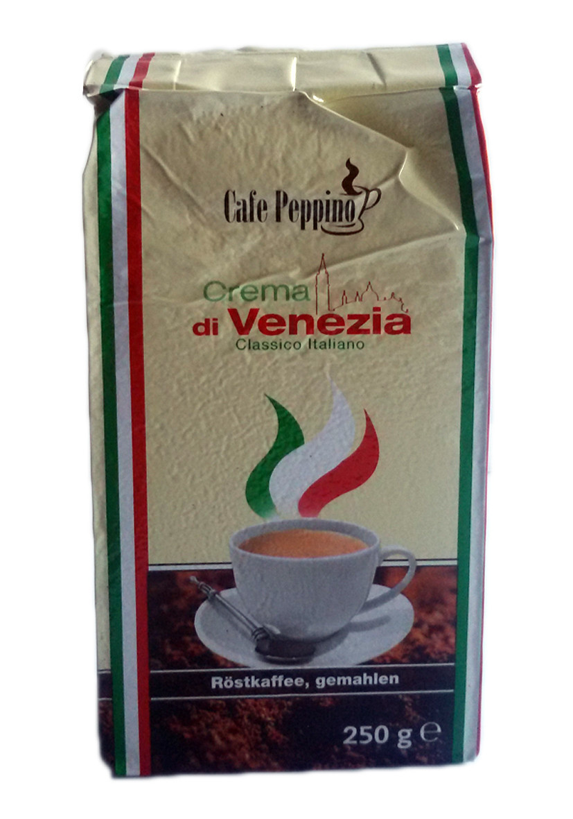 Кофе молотый Cafe Peppino Crema di Venezia 250гр