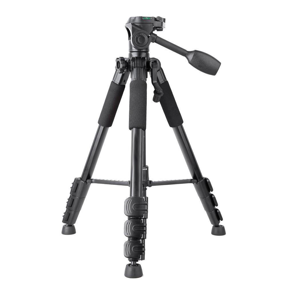 Профессиональный фото-видео штатив Q111 (150 см.)