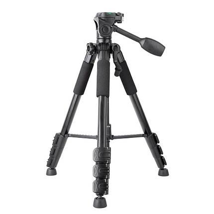 Професійний фото-відео штатив Q111 (150 див.), фото 2