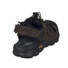 M-Tac сандали кожаные коричневые, фото 3