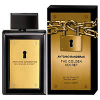 Antonio Banderas The Golden Secret Men 100ml