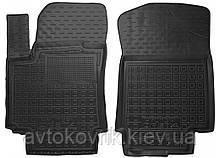 Полиуретановые передние коврики в салон Hyundai Creta 2014- (AVTO-GUMM)