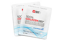 Гидрогелевая коллагеновая маска + Экспресс-уход Collagen Hydrogel Express TETe Cosmeceutical, Швейцария, 1шт
