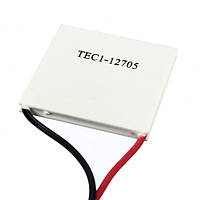 TEC1-12705, Элемент пельтье 5А, 12V