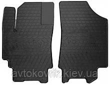 Резиновые передние коврики в салон Hyundai Creta 2016- (STINGRAY)