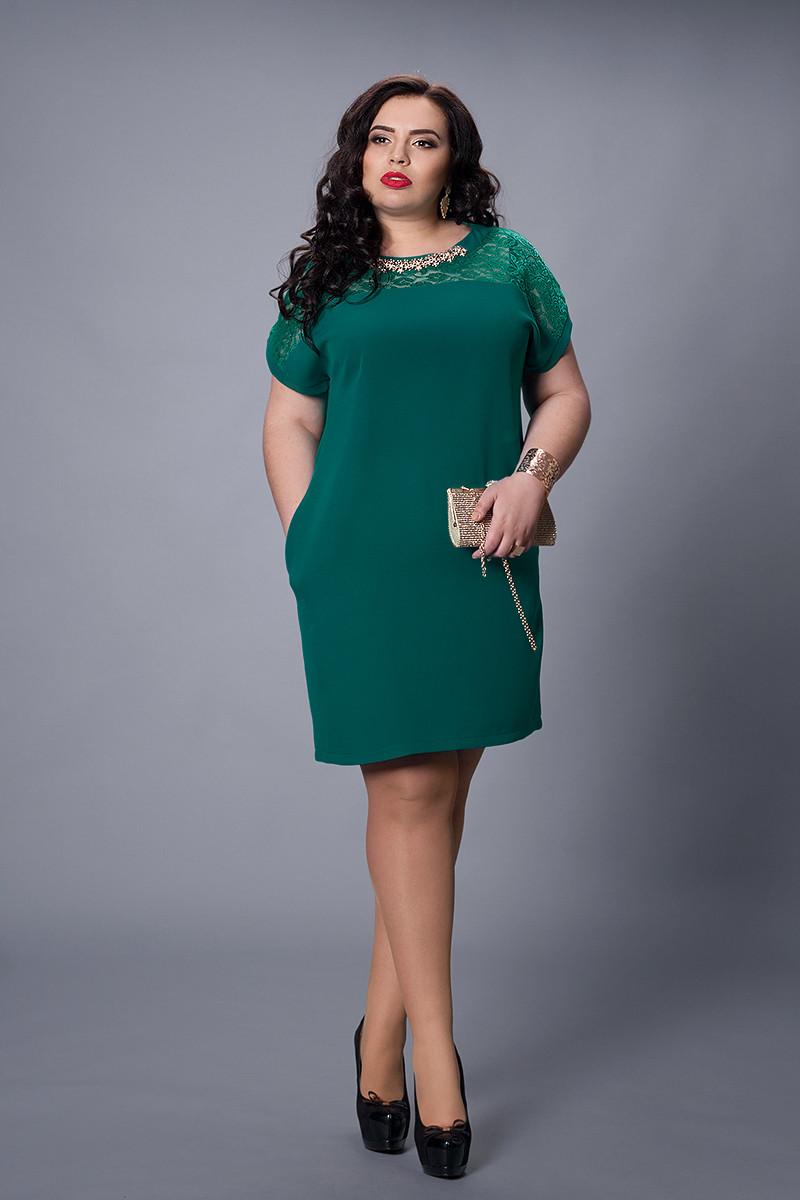 Платье мод №502-7, размер 48-50,50-52,52-54,54-56 бутылка