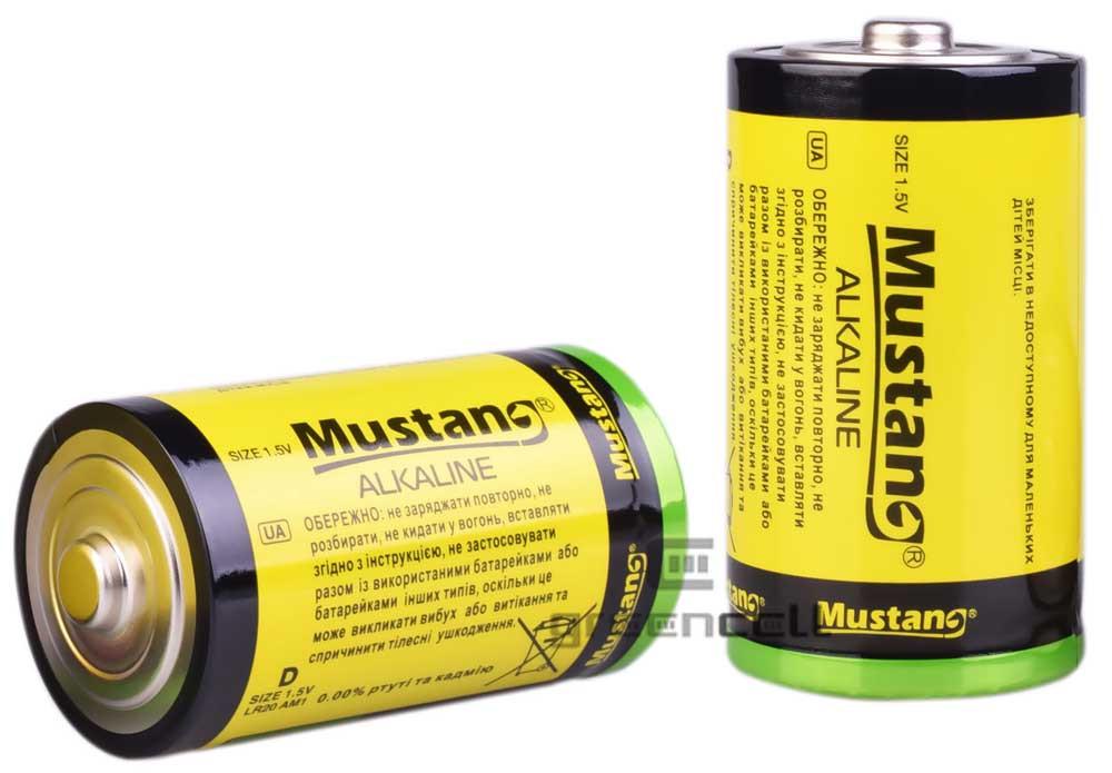 Батарейка Mustang LR20